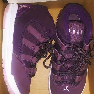 Girls Preschool Jordan Max Aura Basketball Shoes